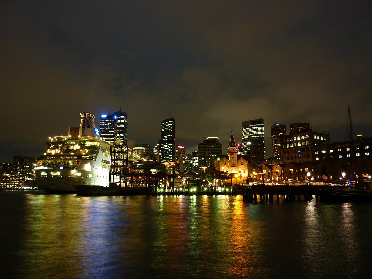 sydney, port, australia